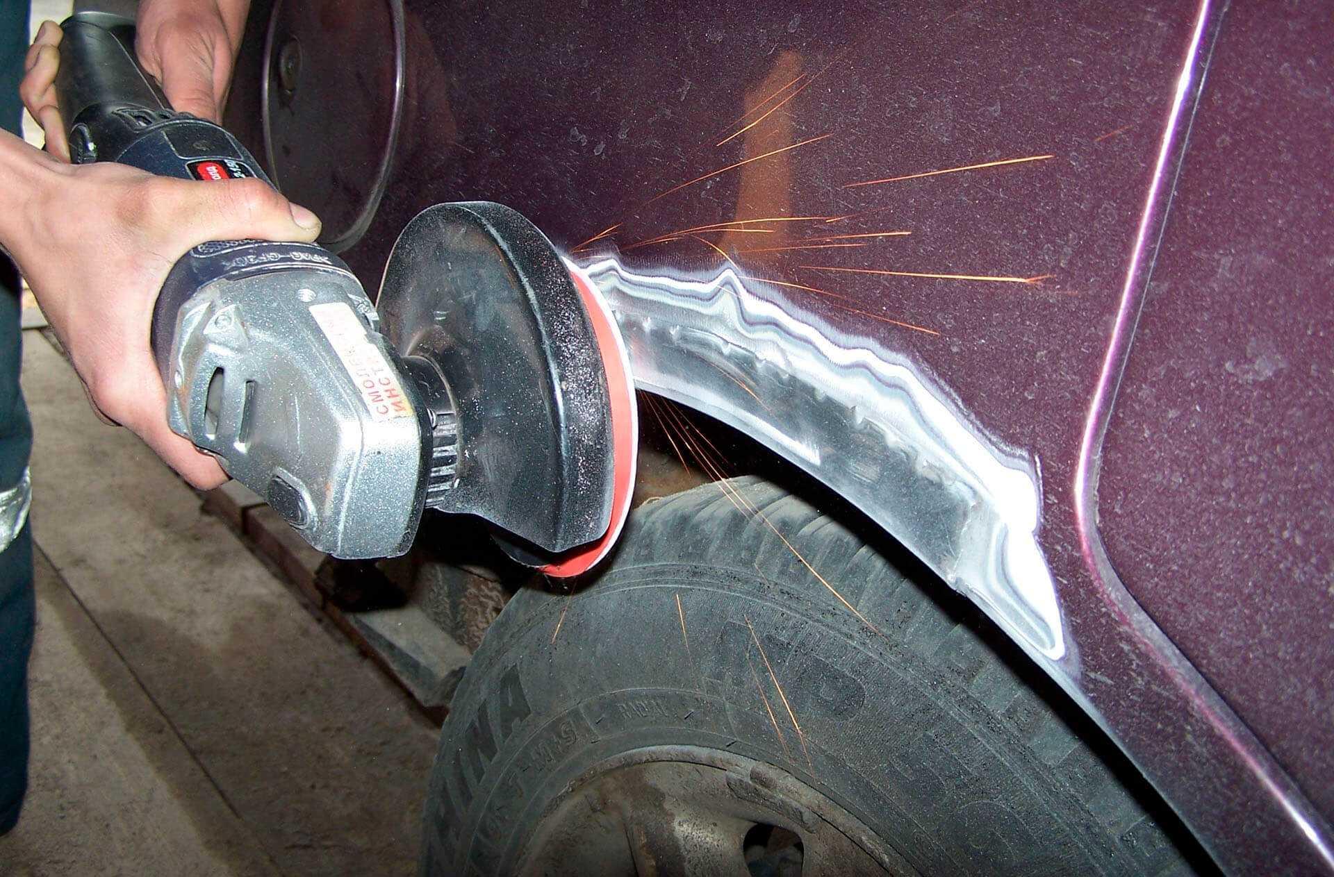 как защитить автомобиль от коррозии фотография