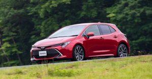 Toyota Corolla фотография
