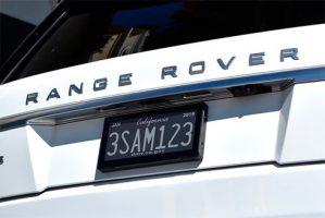 картинка цифровые номера для автомобиля