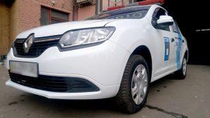 Ремонт Renault Logan white СТЕЛС в автосервисе autostate.com.ua
