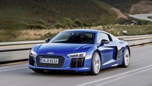 Audi представила новое поколение спорткара R8 фото