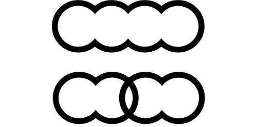 Логотип Audi изменится фото