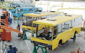 Фото Автопроизводство в Украине падает - статистика Автопрома