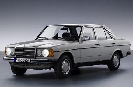 Фото Автомобили спустя несколько десятков лет