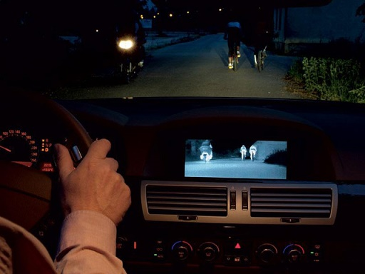 Системы ночного видения изображение