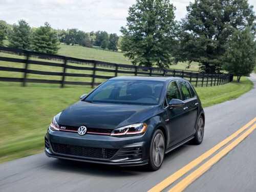 Фото Volkswagen-Golf в ТОП 2018 моделей світу