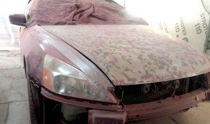 Honda-Accord рихтовка покраска полировка картинка