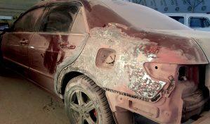 Автостейт Honda-Accord рихтовка покраска полировка картинка