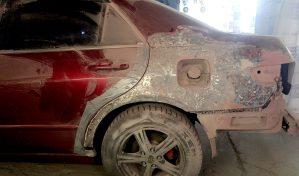 Honda-Accord рихтовка покраска полировка кузова картинка