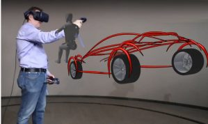 Технологии виртуальной реальности в разработках автомобилей Ford картинка