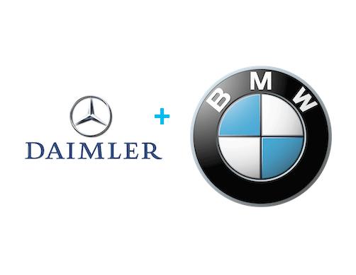 Партнерское соглашение bmw-daimler изображение