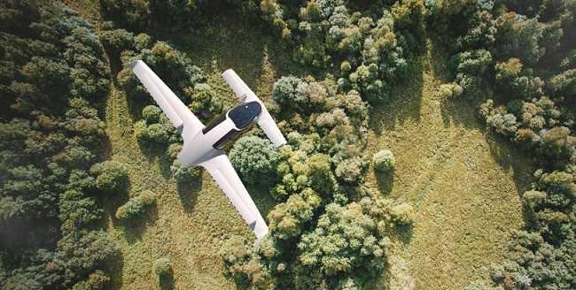 Фото Літак, який підіймається веритикально