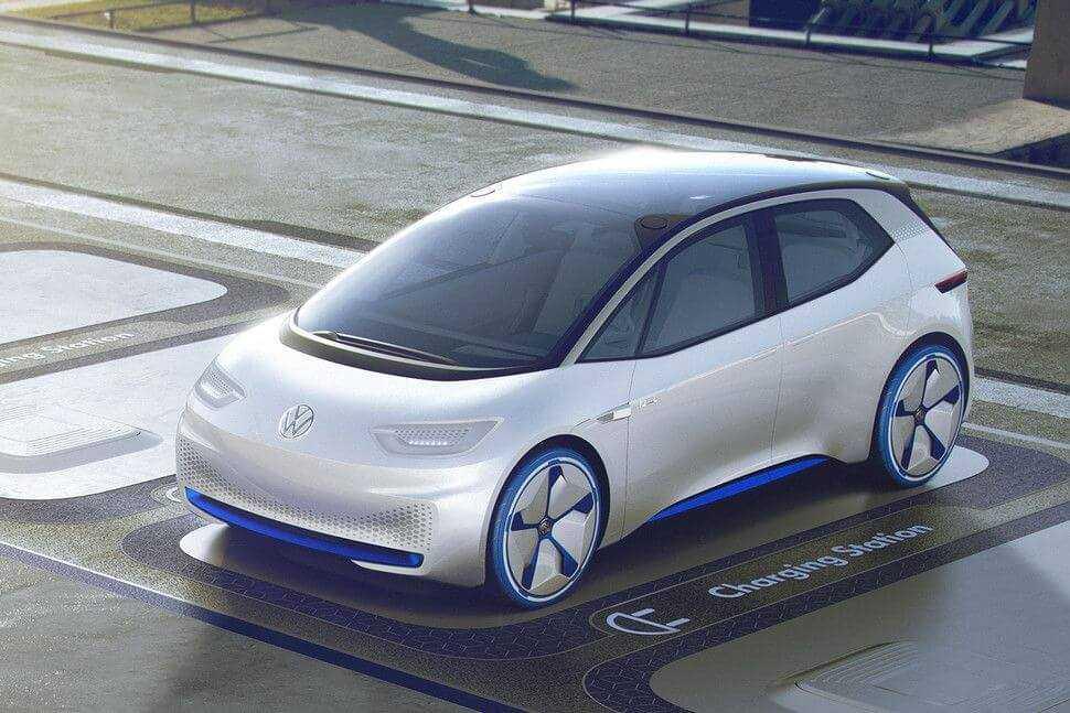 Фото Аккумуляторы электрокаров Volkswagen сохранят 70% емкости в течение 8 лет