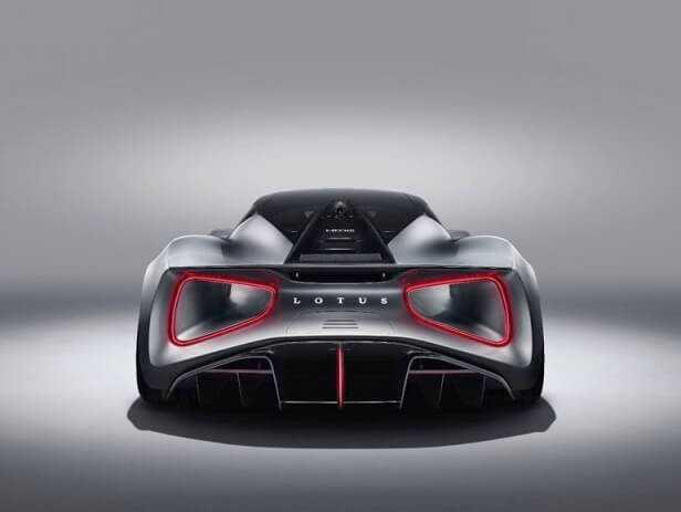 Фото Новый гиперкар от Lotus Evija