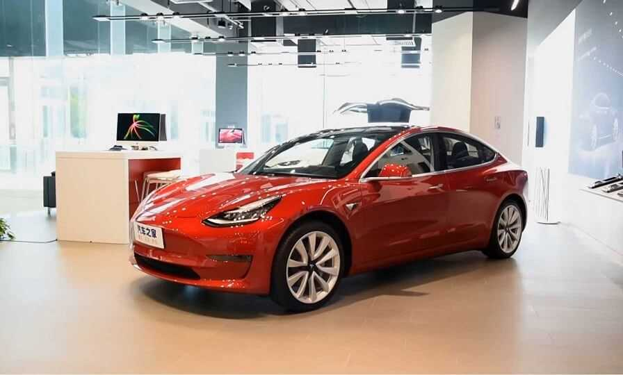 Фото Самые доступные по цене Tesla убрали из ассортимента