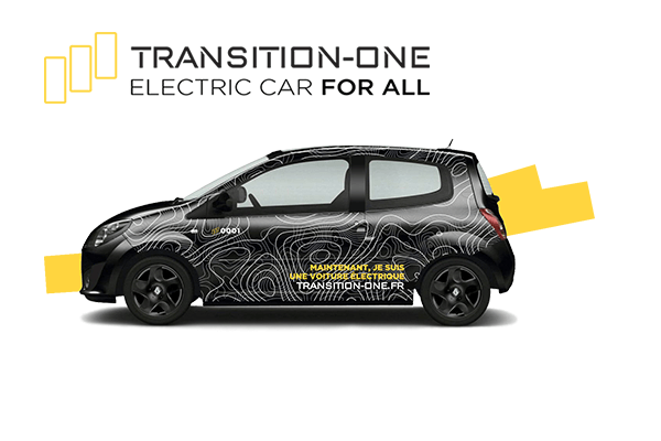 Фото Стартап Transition-One - переоснащение ДВС-авто в електромобиль