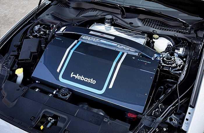 Фото Электрокар Mustang Lithium