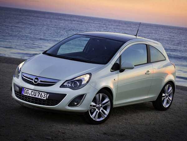 Фото Opel Corsa - комфортный и женственный