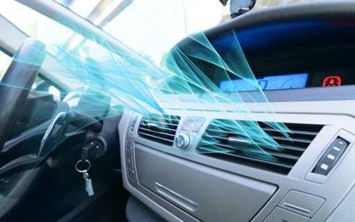 Фото Не направляйте потоки воздуха из кондиционера в лицо и на грудь